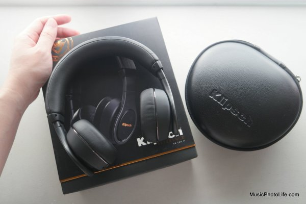 Klipsch Reference On-Ear II review by musicphotolife.com
