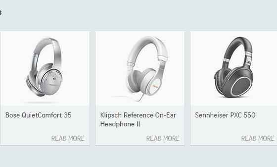 ST Digital Awards 2017 - Best Over-Ear Headphones