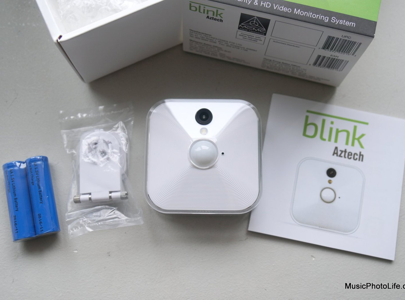 Blink Aztech Review: Battery-Operated Wire-Free Home