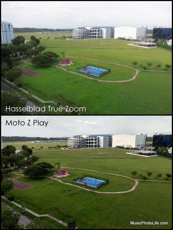 Moto Z Play Hasselblad compare