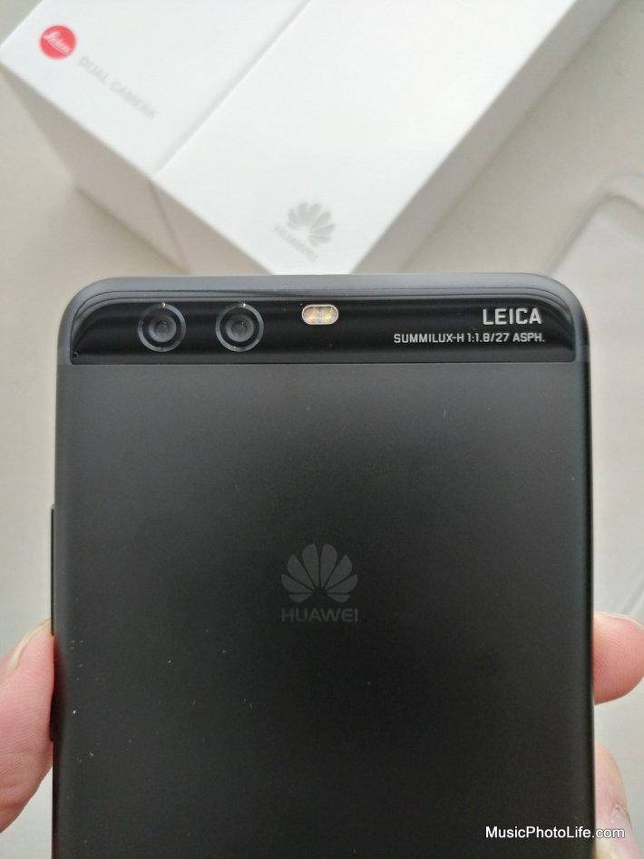 Huawei P10 Plus dual cameras by Leica