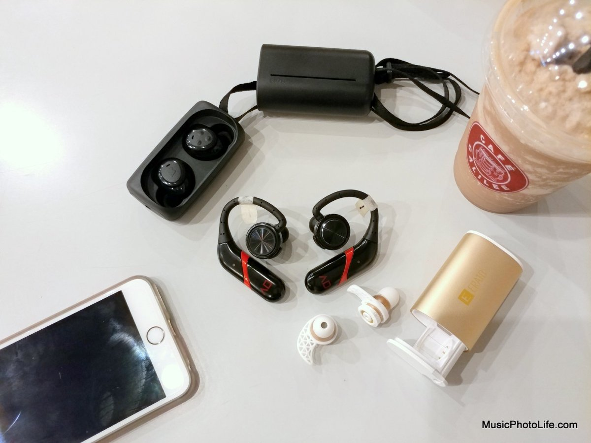 JAAP Truly Wireless Earphones: Kickstarter Prototype Preview