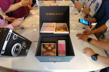 ASUS Zenfone Zoom S Singapore launch event