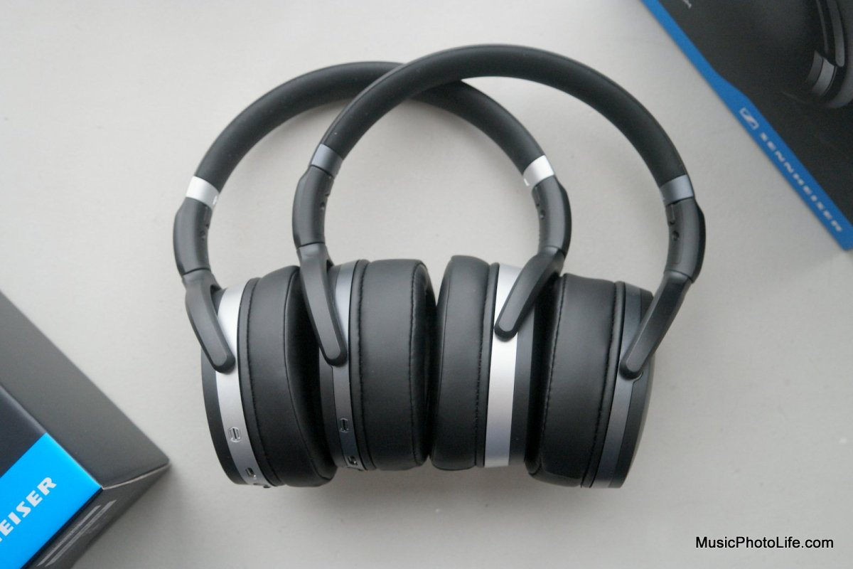 Sennheiser HD 4.50 BTNC Wireless vs. HD 4.40 BT Wireless Headphones