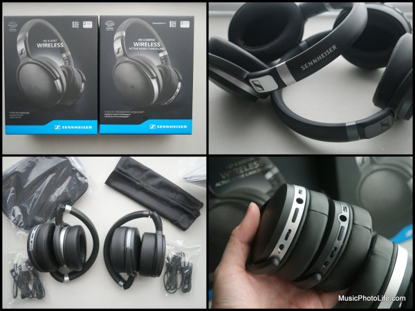 new style 3e36f 9f324 Sennheiser HD 4.50 BTNC Wireless vs. HD 4.40 BT Wireless Headphones
