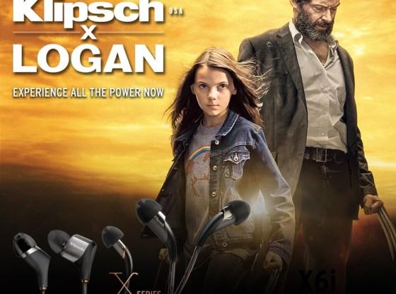 Klipsch X Logan Promotion Singapore