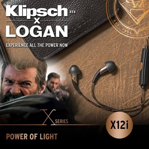 Klipsch X Logan Promotion Singapore X12i
