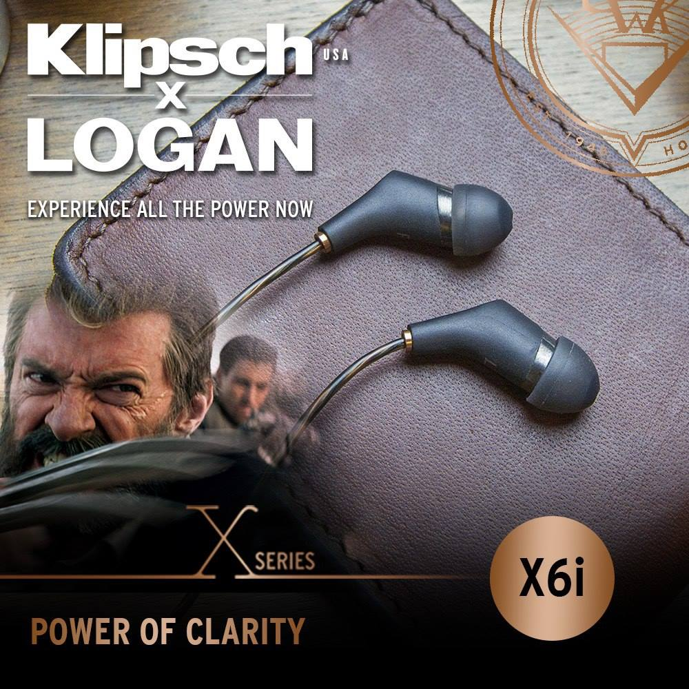 Klipsch X Logan Promotion Singapore X6i