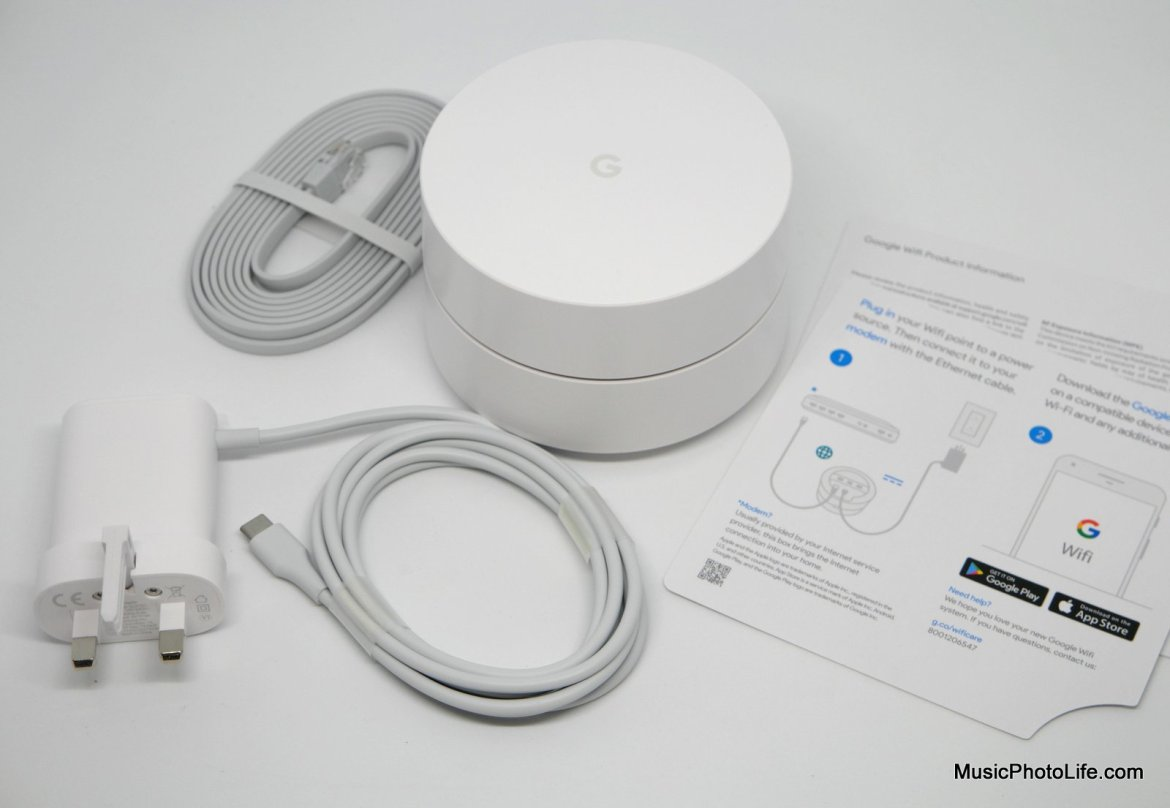 Google Wifi Review Home Wi Fi System Exclusive To Starhub