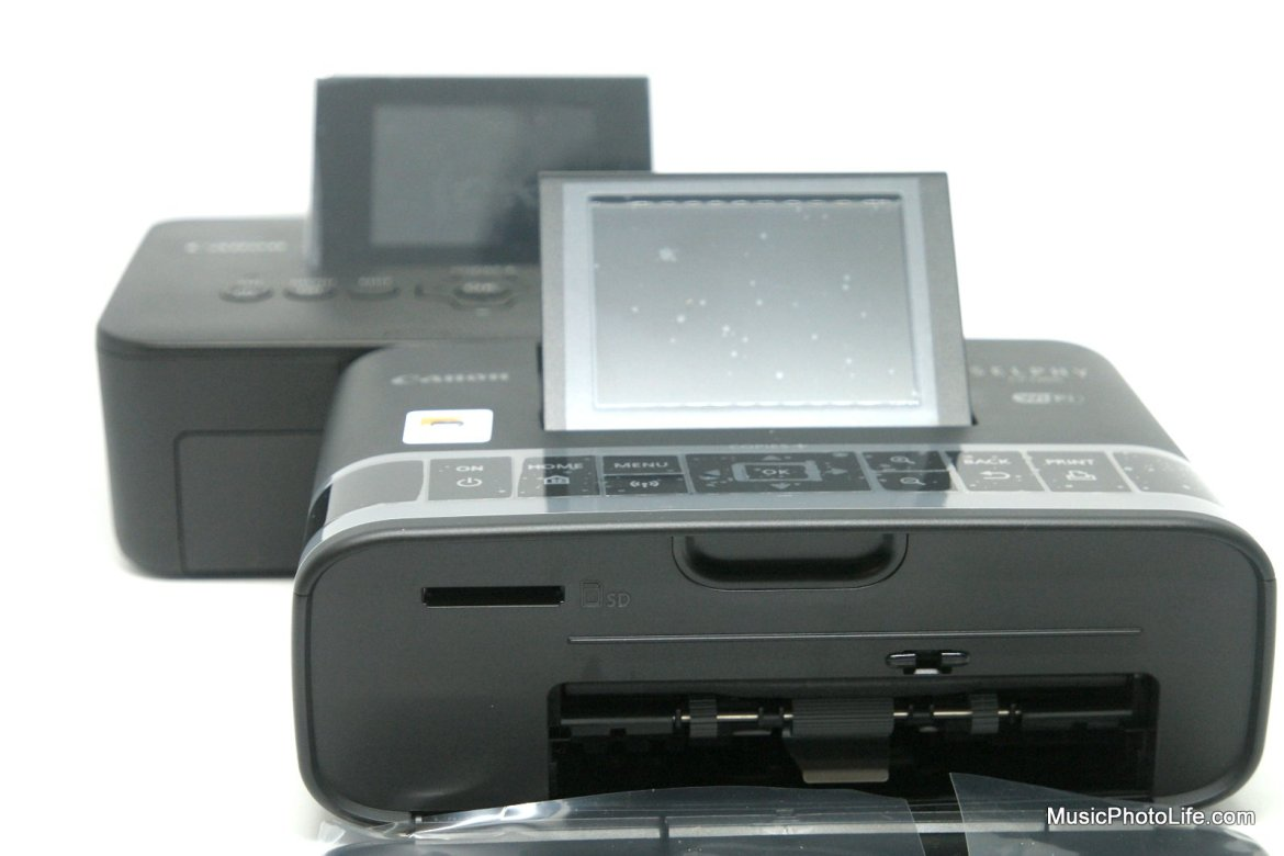 Canon SELPHY CP1300 printer review by Chester Tan musicphotolife.com