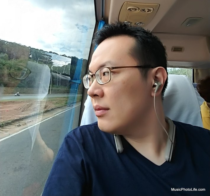 Sony WI-1000X neckband earphones review