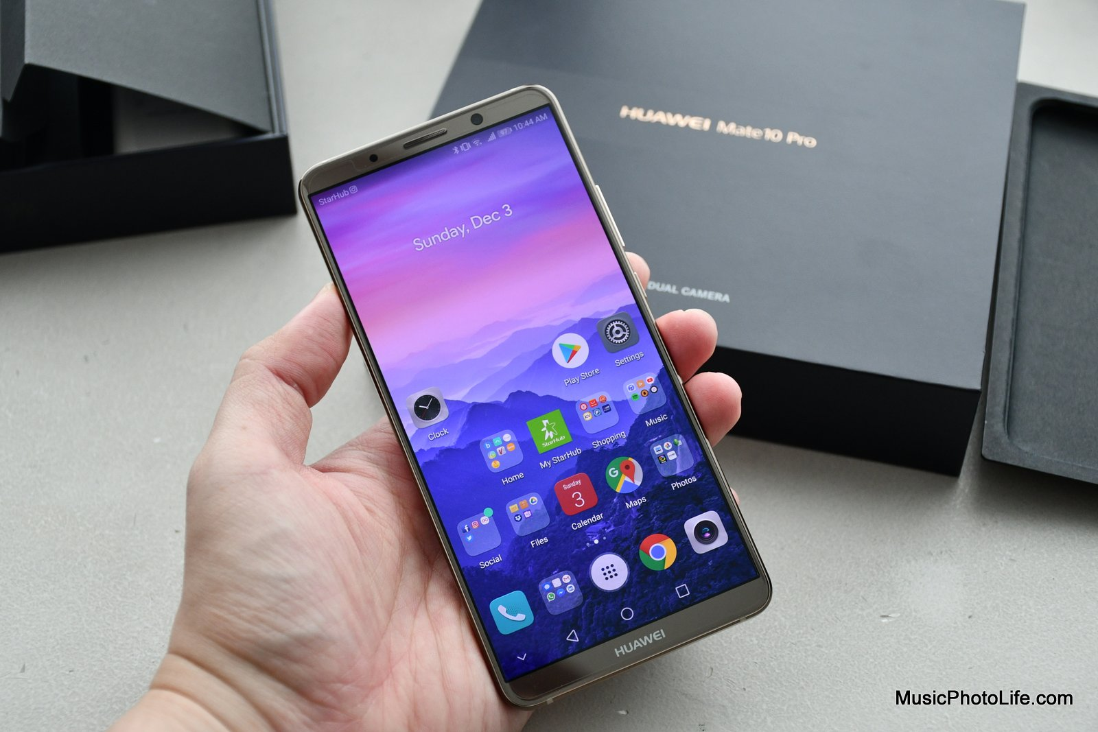 Huawei Mate 10 Pro: Hands-on Review