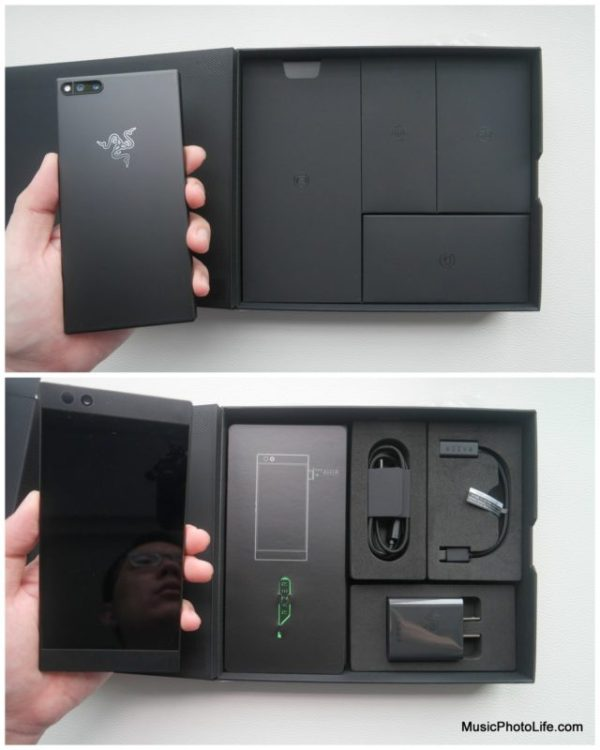 Razer Phone unboxing