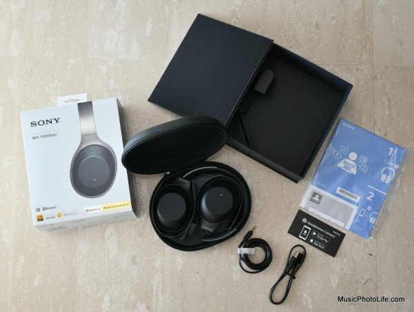 Sony WH-1000XM2 unboxing review