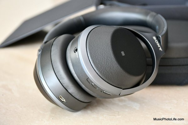 Sony WH-1000XM2 headphone details