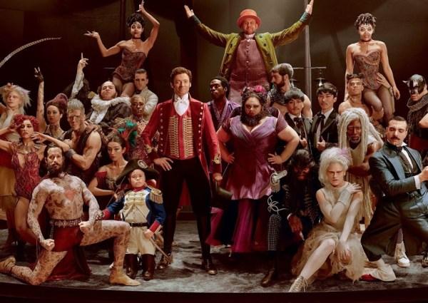 The Greatest Showman Ensemble photo
