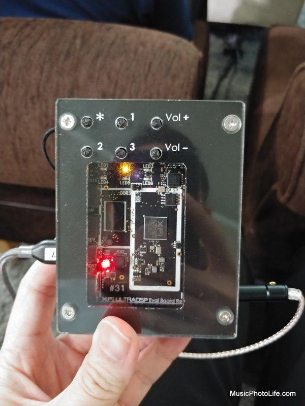 Creative Super X-Fi UltraDSP controller board