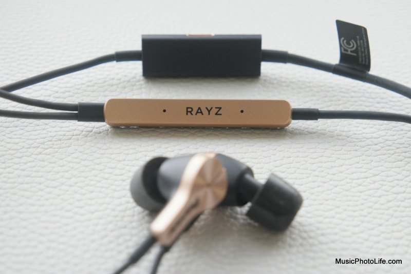 Pioneer Rayz Plus earphones review by Chester Tan musicphotolife.com
