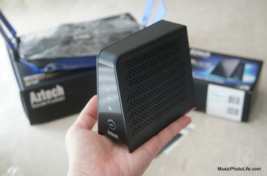 Aztech WMB260(AC) mesh node review by musicphotolife.com