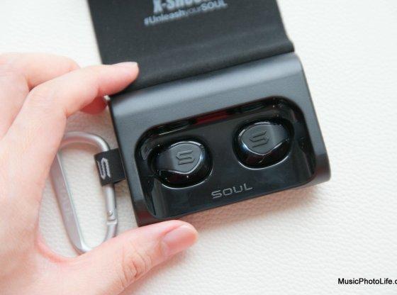 SOUL X-SHOCK True Wireless Sport Earbuds review by musicphotolife.com