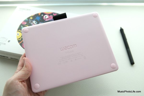 Wacom Intuos S Bluetooth Berry