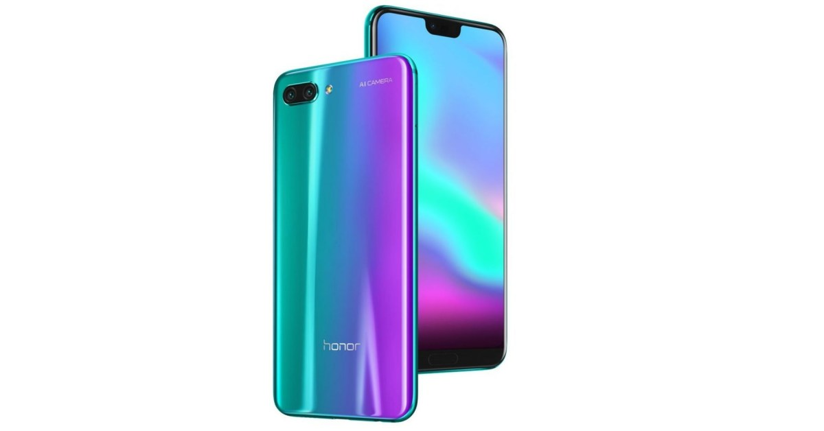 Honor 10 Launch in Singapore at S$579, Available from 22 May 2018