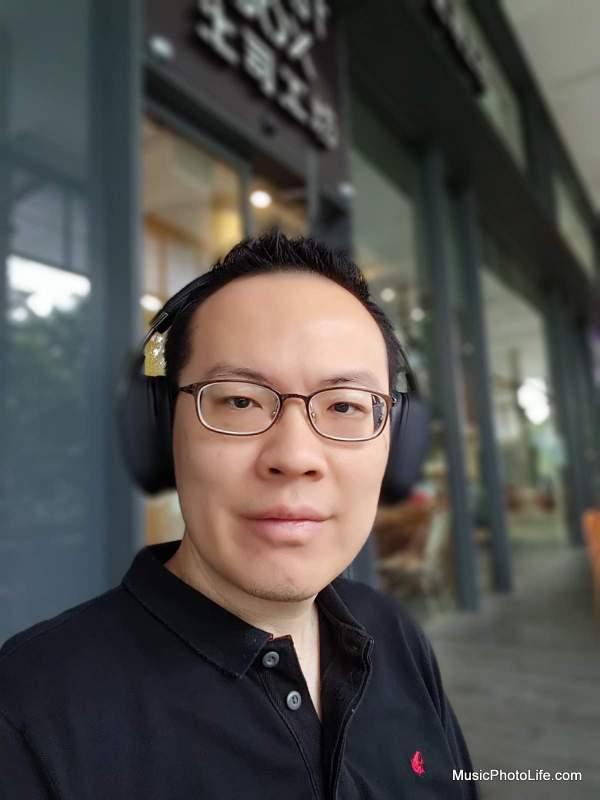 LG G7+ Portrait Mode