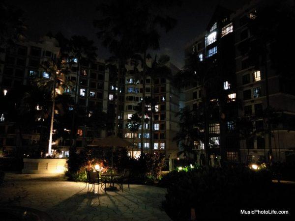 OPPO R15 Pro low light photo - night