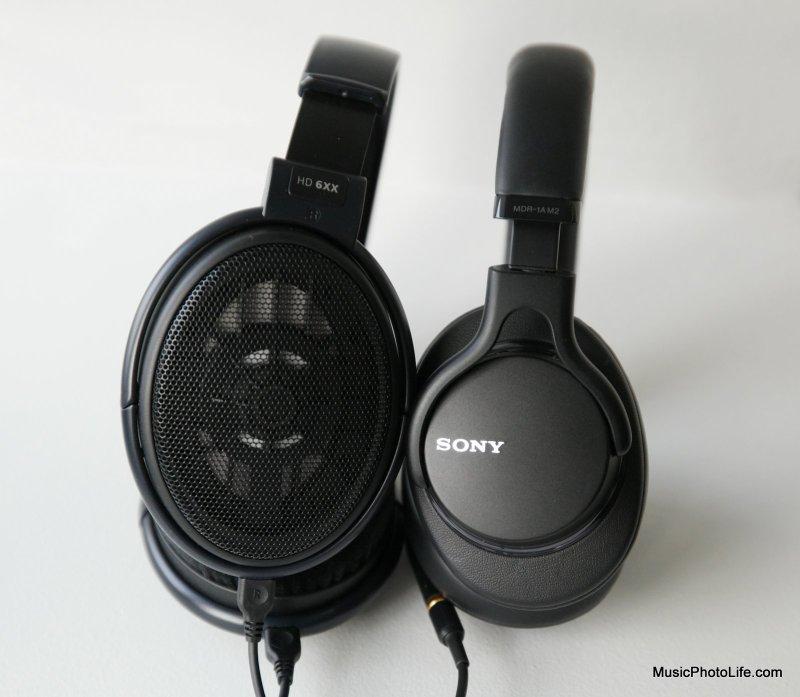 Sony MDR-1AM2 vs. Sennheiser HD 6XX