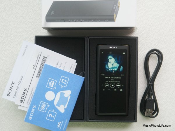 Sony NW-ZX300 Walkman review by musicphotolife.com