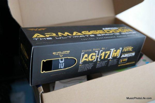 Armaggeddon AG17M mouse mat - Lazada X Leapfrog IT Accessories Surprise Box: Great Singapore Sale 2018