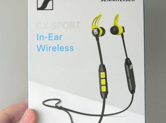 3de4d265bb9 Sennheiser CX Sport Review: Wireless Earphones for Workout