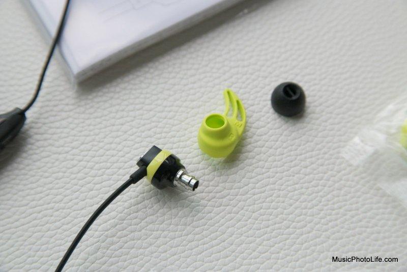 Sennheiser CX Sport wireless earphones review by musicphotolife.com