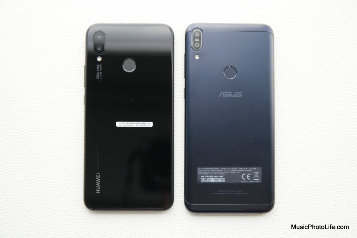 HUAWEI nova 3i vs. ASUS Zenfone Max Pro M1: Hands-on Comparison