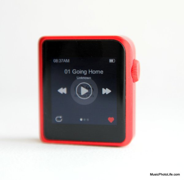 Shanling M0 digital audio player review by Chester Tan musicphotolife.com, Singapore consumer tech gadget site