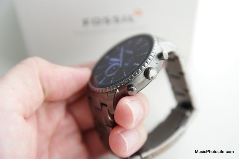 Fossil Q Explorist HR Gen 4 smartwatch review by musicphotolife.com, Singapore consumer tech blog