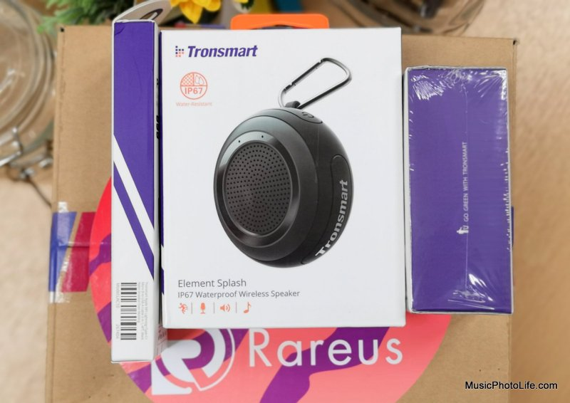Tronsmart Element Splash IP67 Waterproof Wireless Speaker