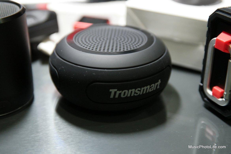 Tronsmart Element Splash IP67 Waterproof Wireless Speaker review by musicphotolife.com
