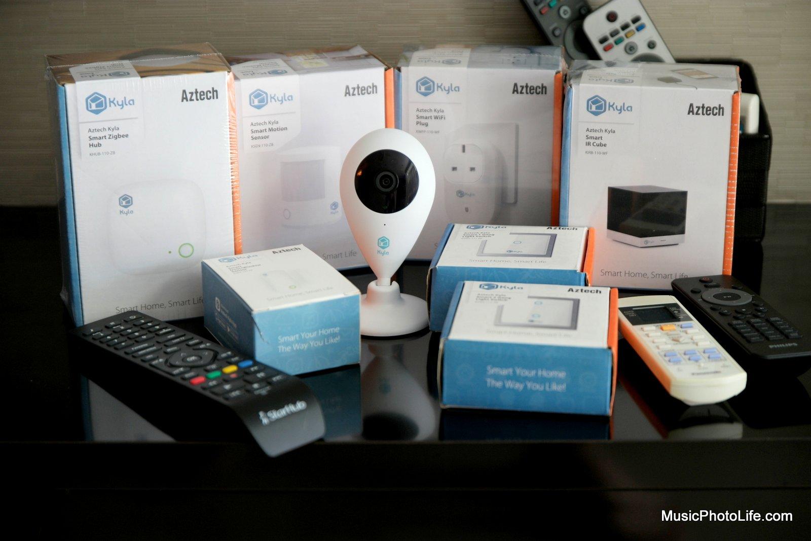 Aztech Kyla Smart Home Review: Experience Smart Life