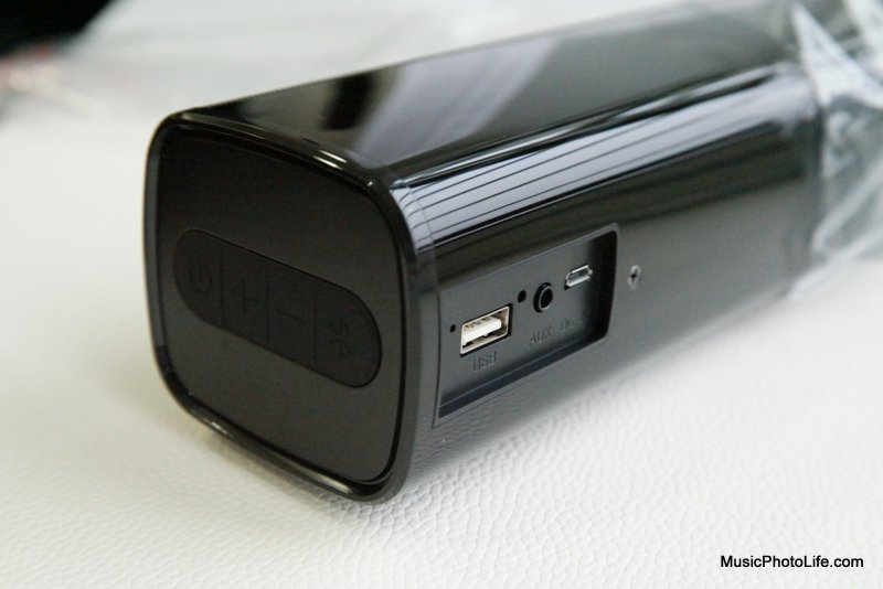 Creative Stage Air portable soundbar reivew by musicphotolife.com, Singapore consumer product tech blog
