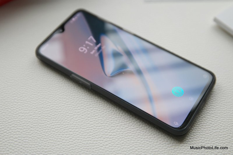 OnePlus 6T review by musicphotolife.com, Singapore consumer tech gadget blogger