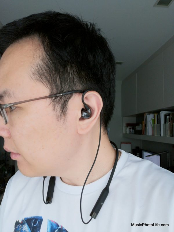 RHA CL2 Planar review by musicphotolife.com, Singapore consumer audio product blogger