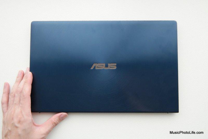 ASUS Zenbook 14 UX433F review by musicphotolife.com, Singapore consumer tech blogger