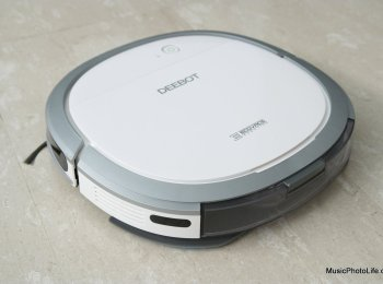 ECOVACS Deebot OZMO Slim11 review by musicphotolife.com, Singapore consumer home tech blogger