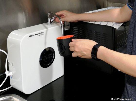 alkaline water filter machine price