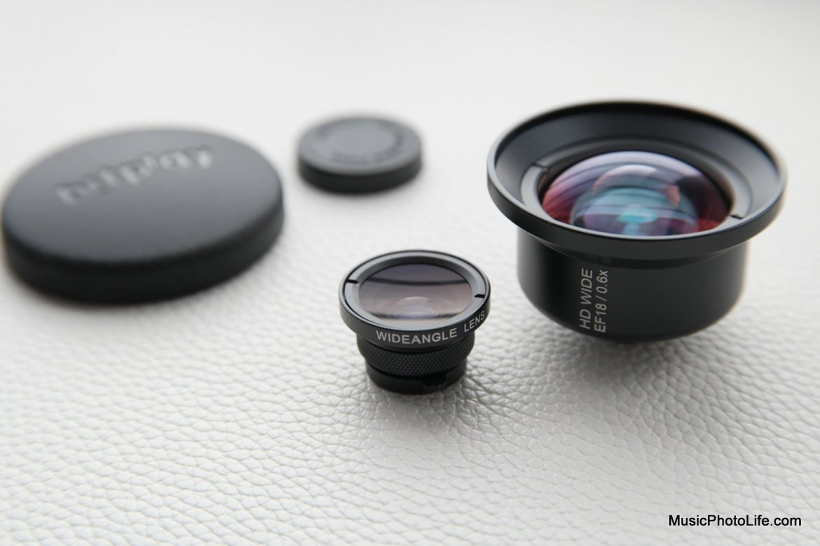 bitplay smartphone lens attachment review by musicphotolife.com, Singapore consumer tech blogger