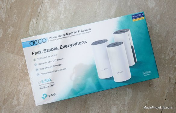 TP-Link Deco M4 Review: Whole Home Wi-Fi Mesh System, Fuss