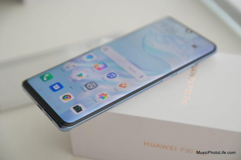 Huawei P30 Pro review by Chester Tan musicphotolife.com Singapore tech blogger
