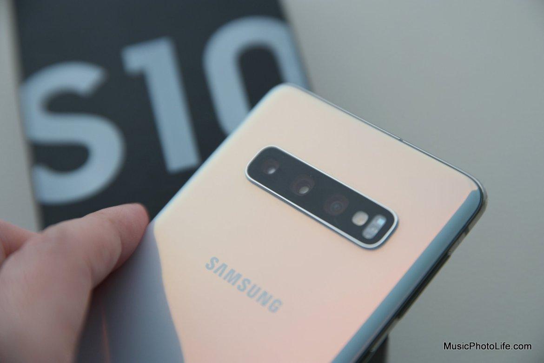 Samsung Galaxy S10 review by musicphotolife.com, Singapore smartphone blogger
