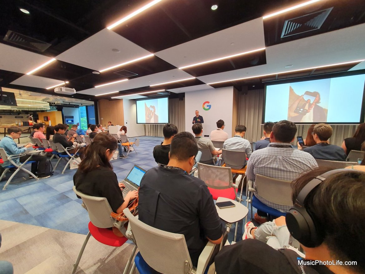Made By Google Singapore 16 Oct 2019 musicphotolife.com Singapore tech blog